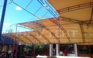 Летняя площадка кафе «BARIN»