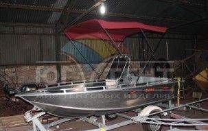 Ходовой навес на лодку
