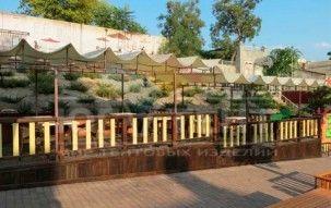 Летняя площадка, кафе «Scorini»