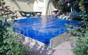 Бескаркасный бассейн