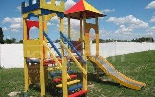 Подборка детских площадок