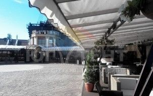 Фестивальная площадь ресторана Бартоломео