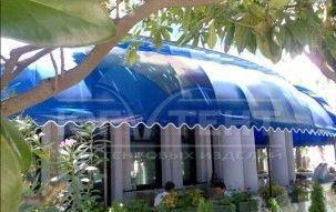 Летняя площадка, гостиница «Ореанда»