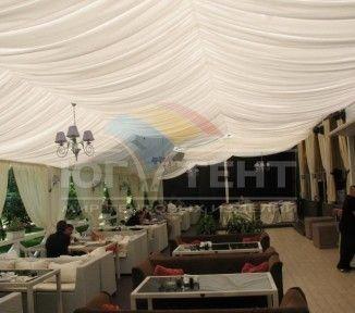 """Подвесной потолок для кафе """"Зефир"""""""