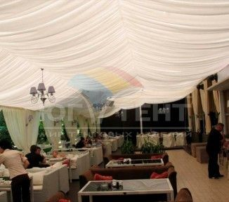 Утепленный зал, фешн кафе«Зефир»