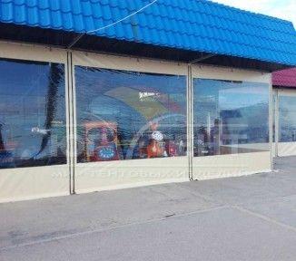 Мягкие окна для развтекательного комплекса