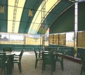Летняя площадка кафе «Чико»