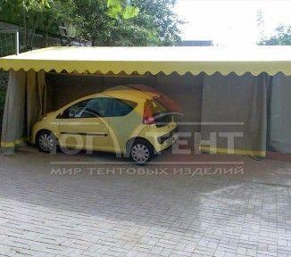 Навес для автомобиля