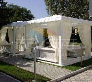 Летняя площадка ресторан «Потемкин»