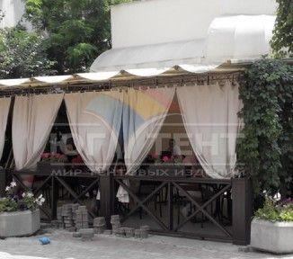 Летняя площадка кафе «Моня»