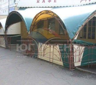 Летняя площадка кафе «Дуплет»