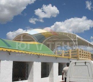 Летняя площадка ночного клубу «Ямайка»